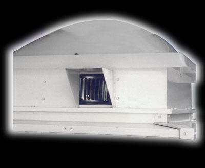 Claraboya con extractor de aire claraboyas luz - Claraboyas para banos ...