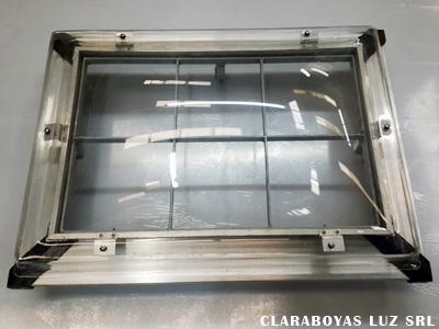 Claraboyas luz srl for Claraboyas para techos
